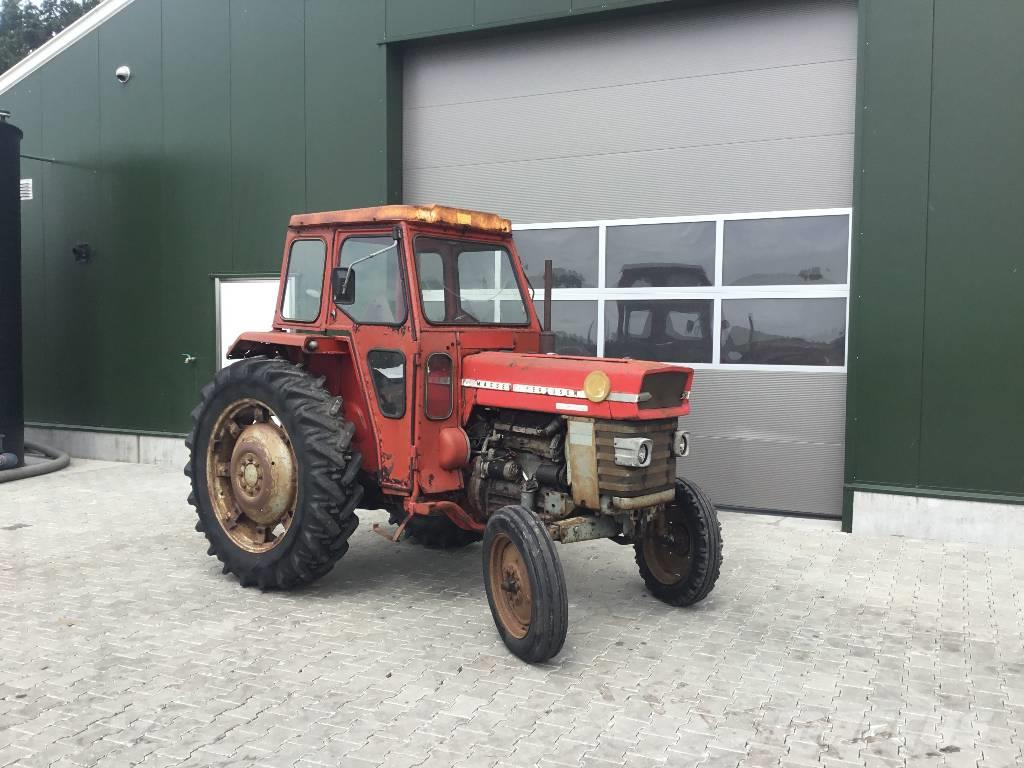 used massey ferguson 165 multi power tractors year 1968. Black Bedroom Furniture Sets. Home Design Ideas