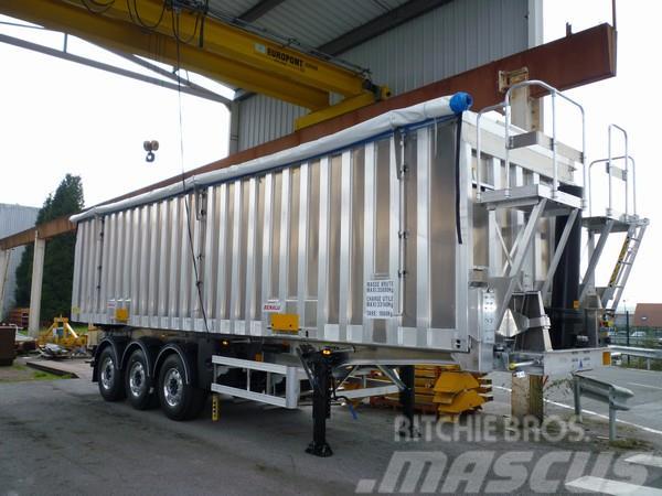Benalu Bulkcontainer 20,26,30 och 40 fot, 2017, Containertrailer