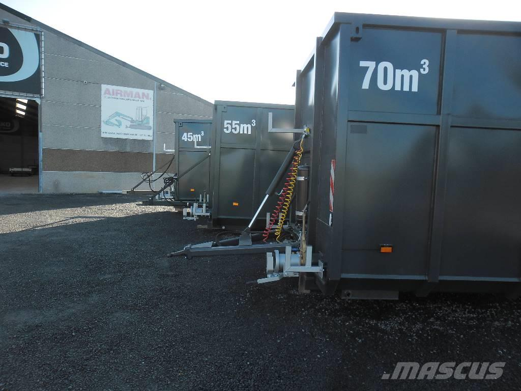 [Other] WATER/MEST CONTAINERS 45-70 KUB