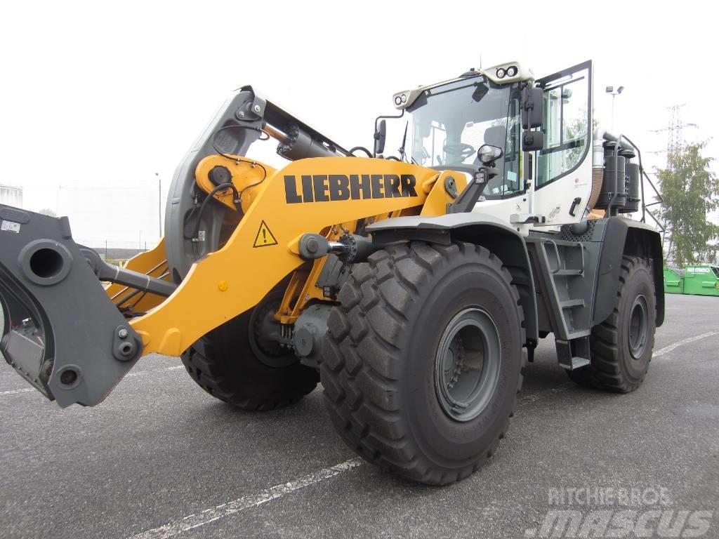 Liebherr L580 X-Power