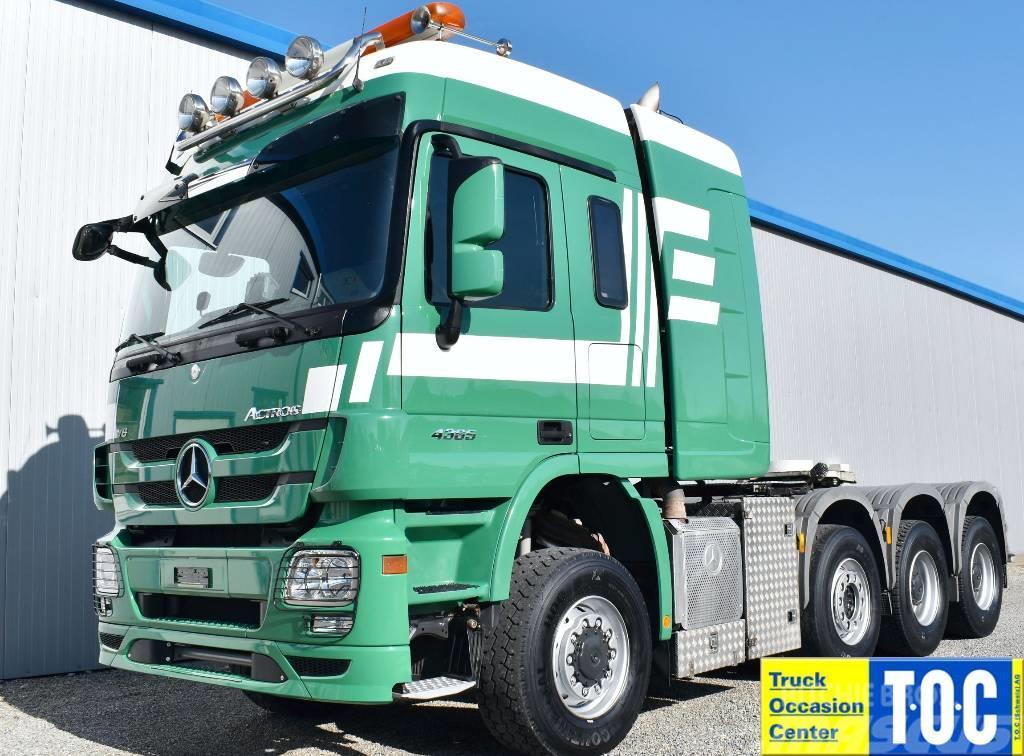 Mercedes-Benz Actros 4165/4365 SLT TITAN 8x6 V8 VIAB WSK 250t.