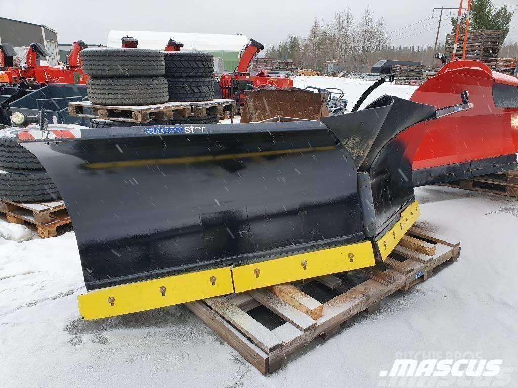 Snowstar Vikplog 3700 Z