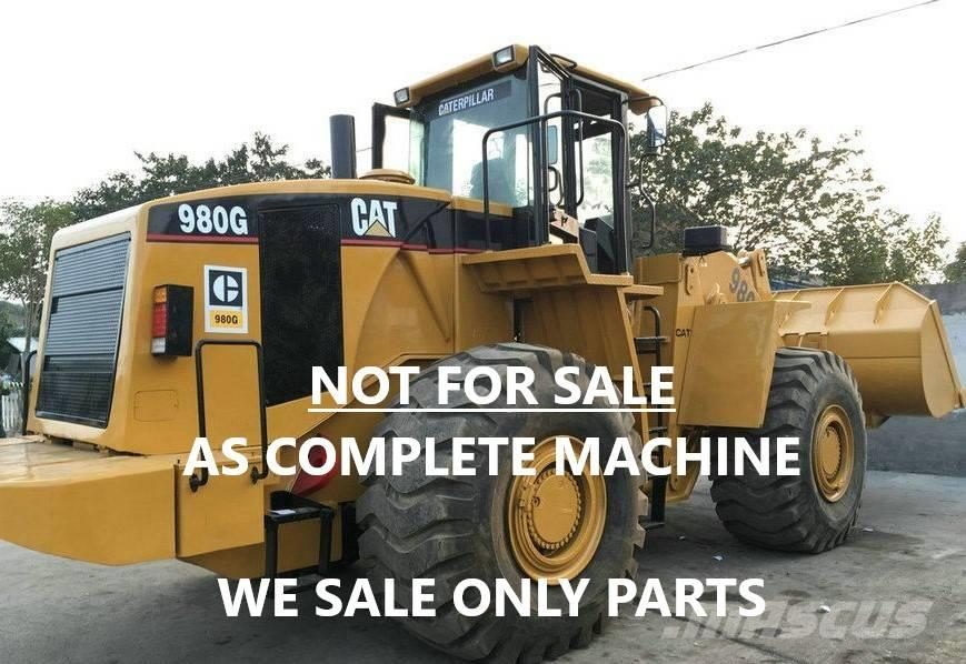 Caterpillar WHEEL LOADER 980G ONLY FOR PARTS