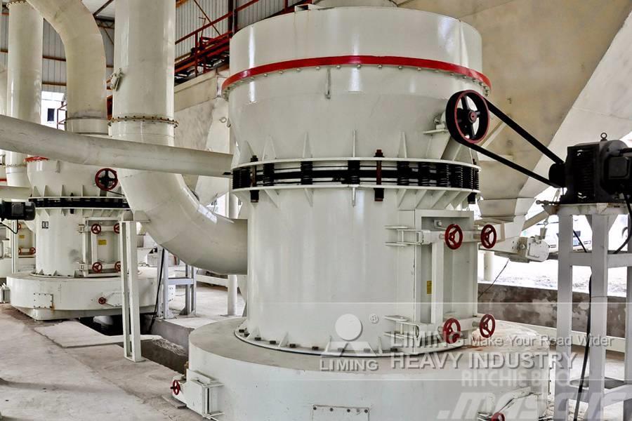 Liming TGM130TGM Trapezium Mill