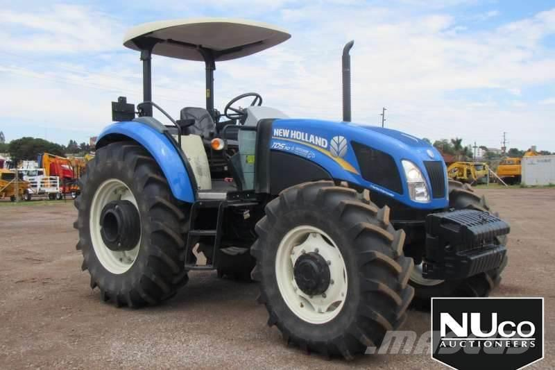 New Holland TD5-110 TRACTOR