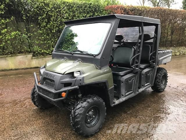 Polaris Ranger Crew Diesel 4x4 UTV