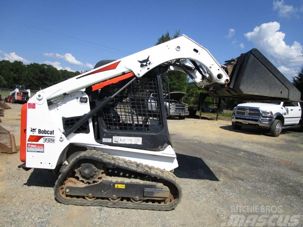 Bobcat T 450