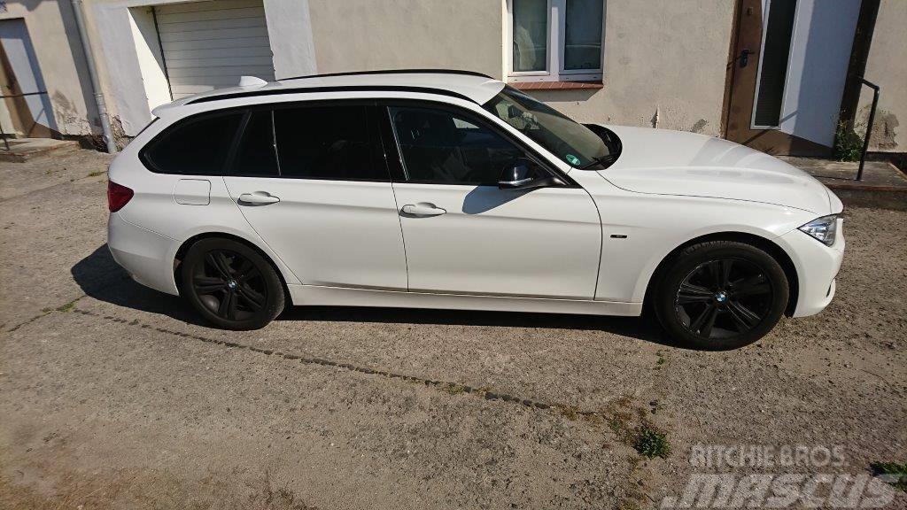BMW 318 D Touring Sport Line