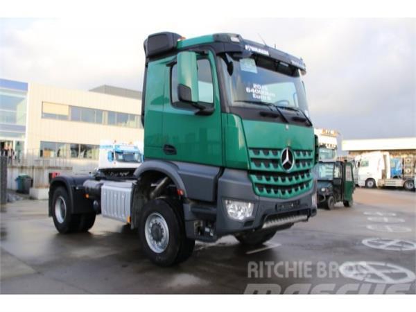 Mercedes-Benz AROCS 2043 AS
