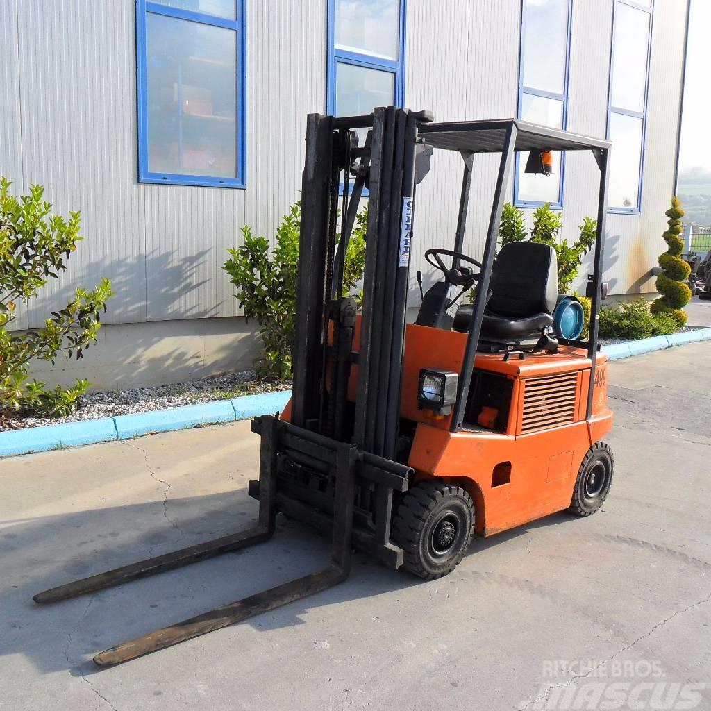 Fabelhaft Still R70-16 Diesel Stapler gebraucht kaufen und verkaufen bei @GK_09