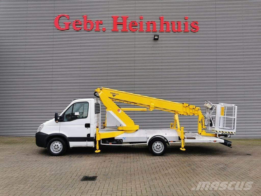 Iveco Daily 35S12 Ommelift 1750 ETZ 17,5 meter!