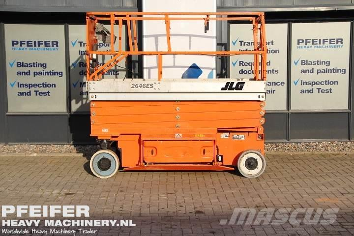 JLG 2646ES Electric, 9.9 m Working Height