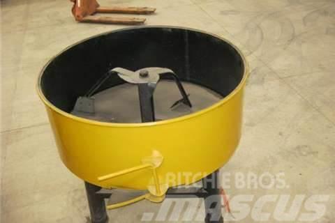 Sino Plant Pan Mixer Electric 350L 380V