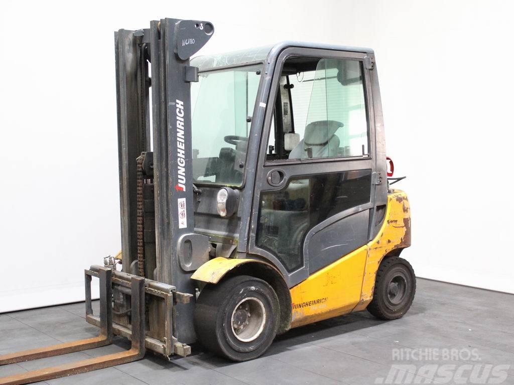 Jungheinrich TFG 425  GE120-500DZ