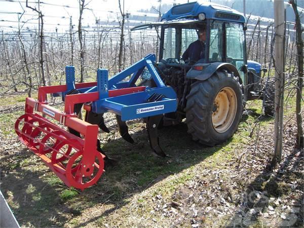 Prelog KM sadjarski podrahljač - chisel plow ripper