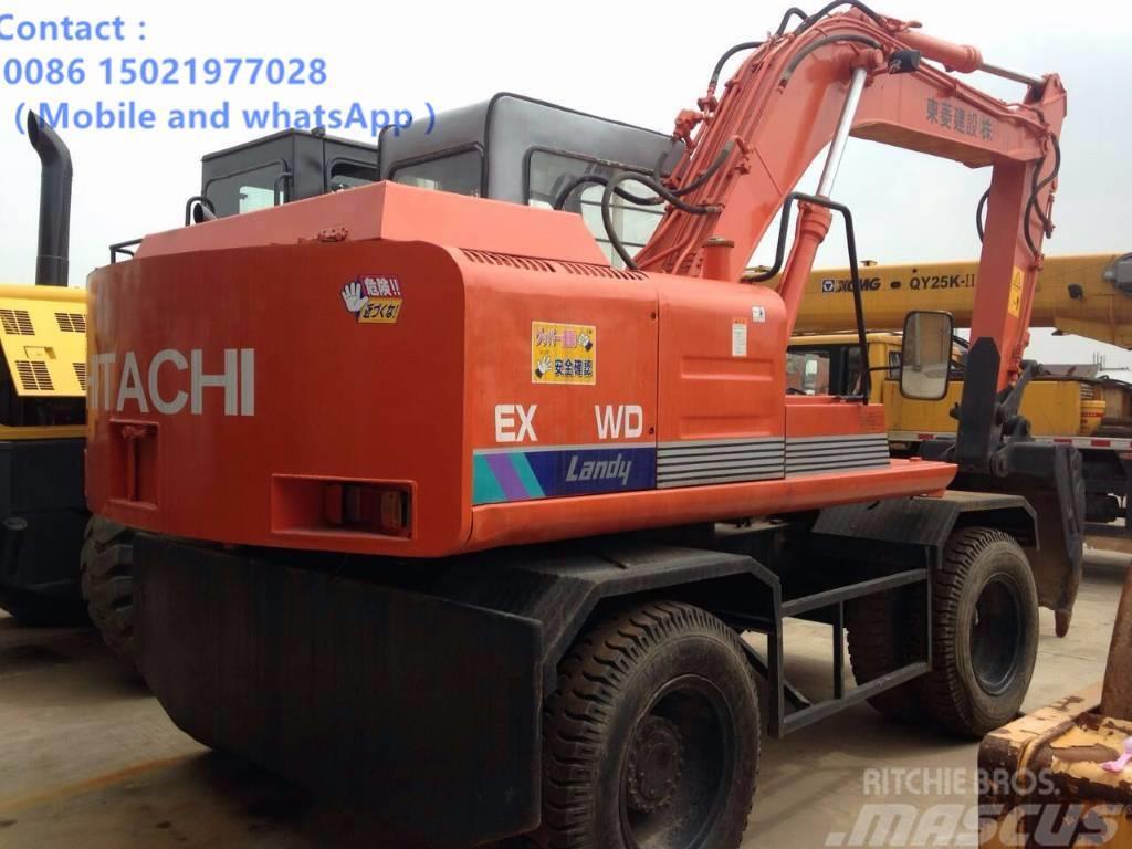 Hitachi EX100W D