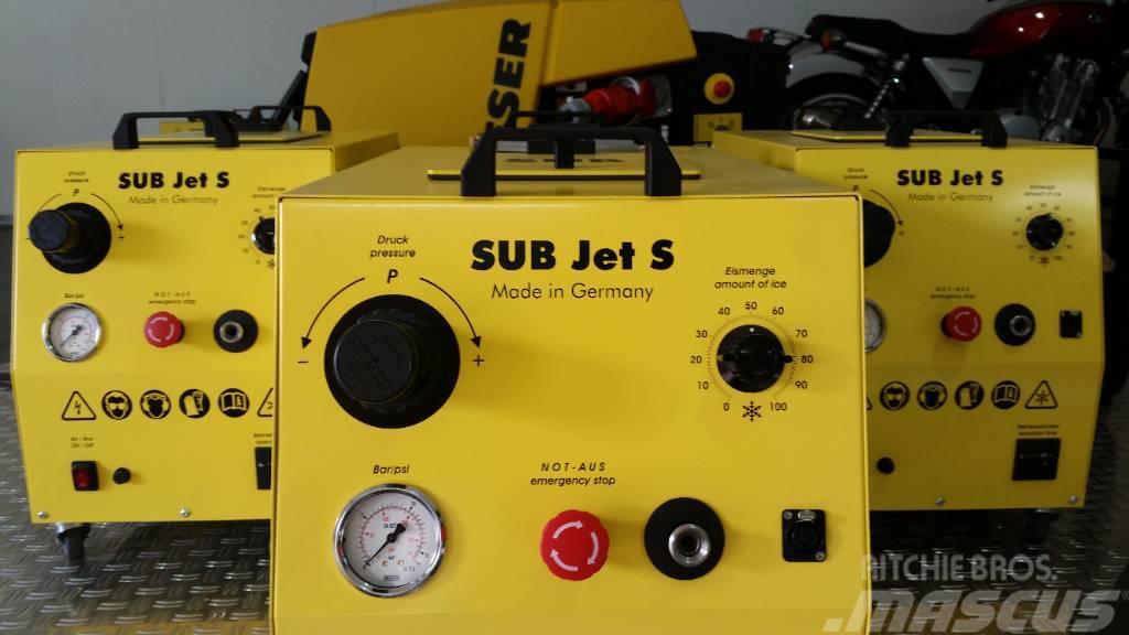 [Other] SUB Jet S Trockeneisstrahlgerät Mietkauf ab € 129