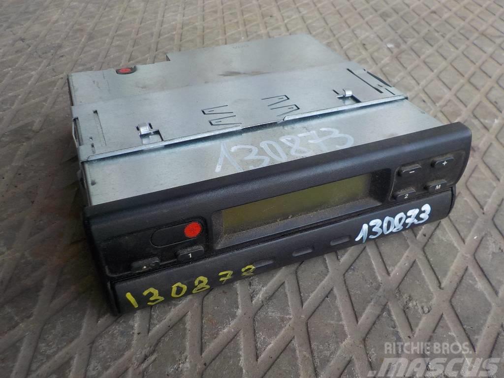 Volvo FH Tachograph 20466940 20570486 21184859 501057727