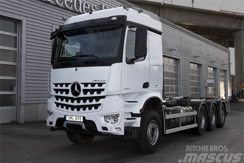 Mercedes-Benz 3253 L 8x4 ENA