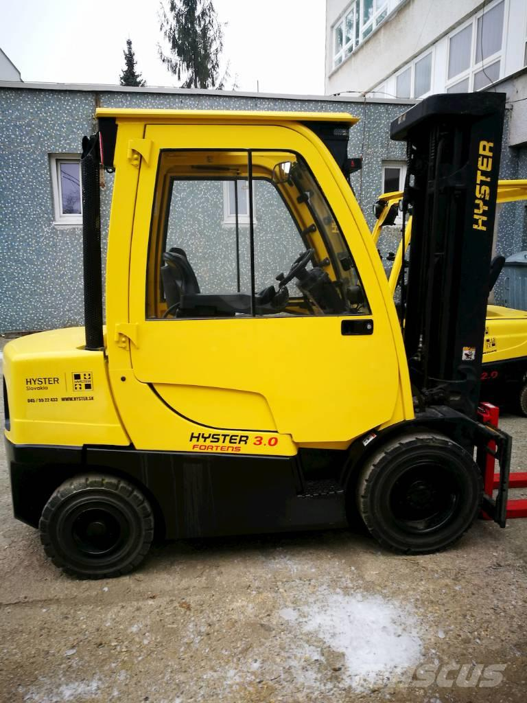 Hyster H3.0FT D