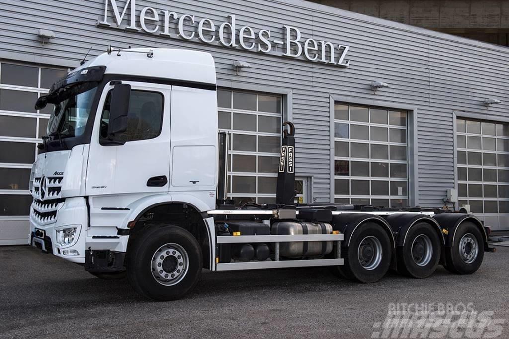 Mercedes-Benz AROCS 3251 Tridemväxlare