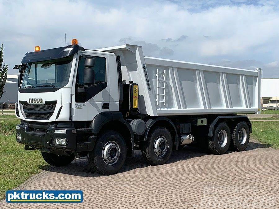 Iveco Trakker AD410T42H 8x4 Tipper Truck