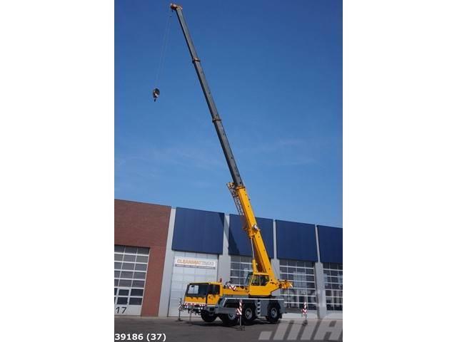 Liebherr LTM 1040 6x6x6 met JIB