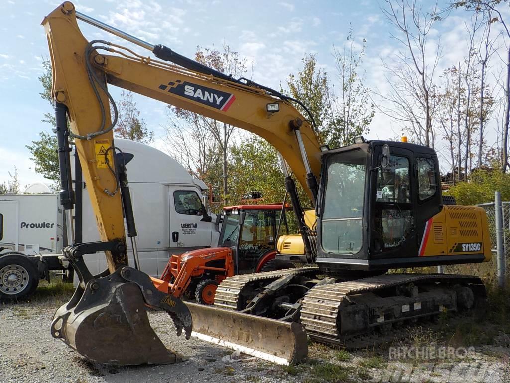Sany 135-c Excavator