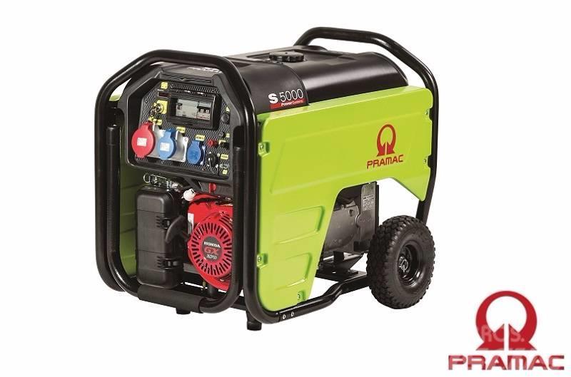 Pramac S5000 230/400V  3.8/6.3 kVA