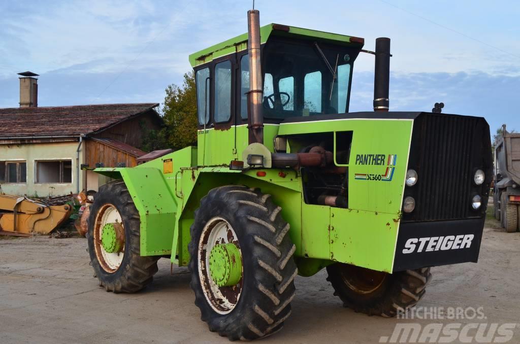 Steiger Panther ST360