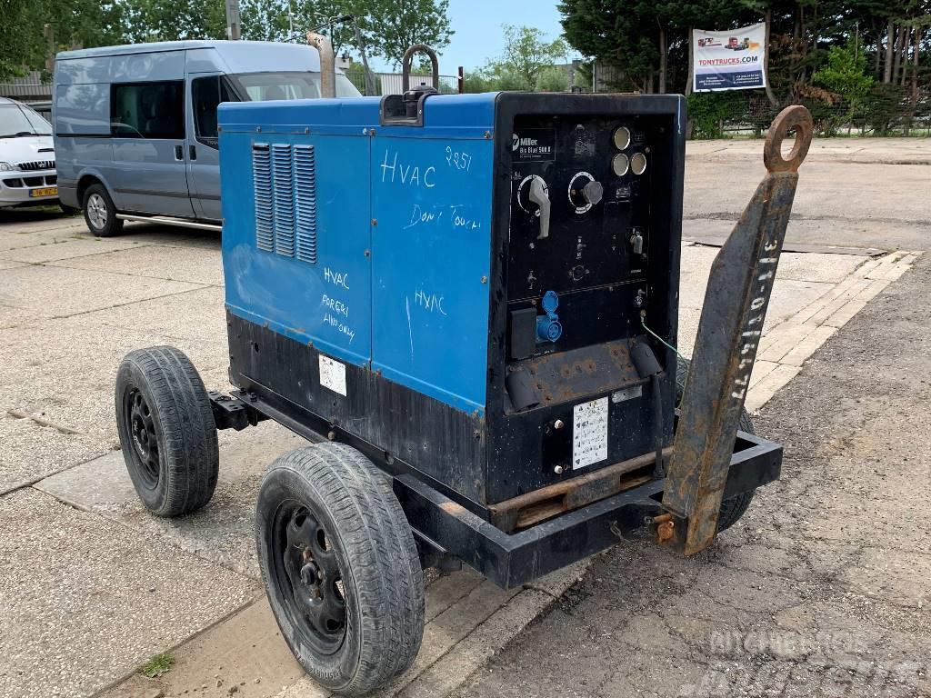 Miller Big Blue 500