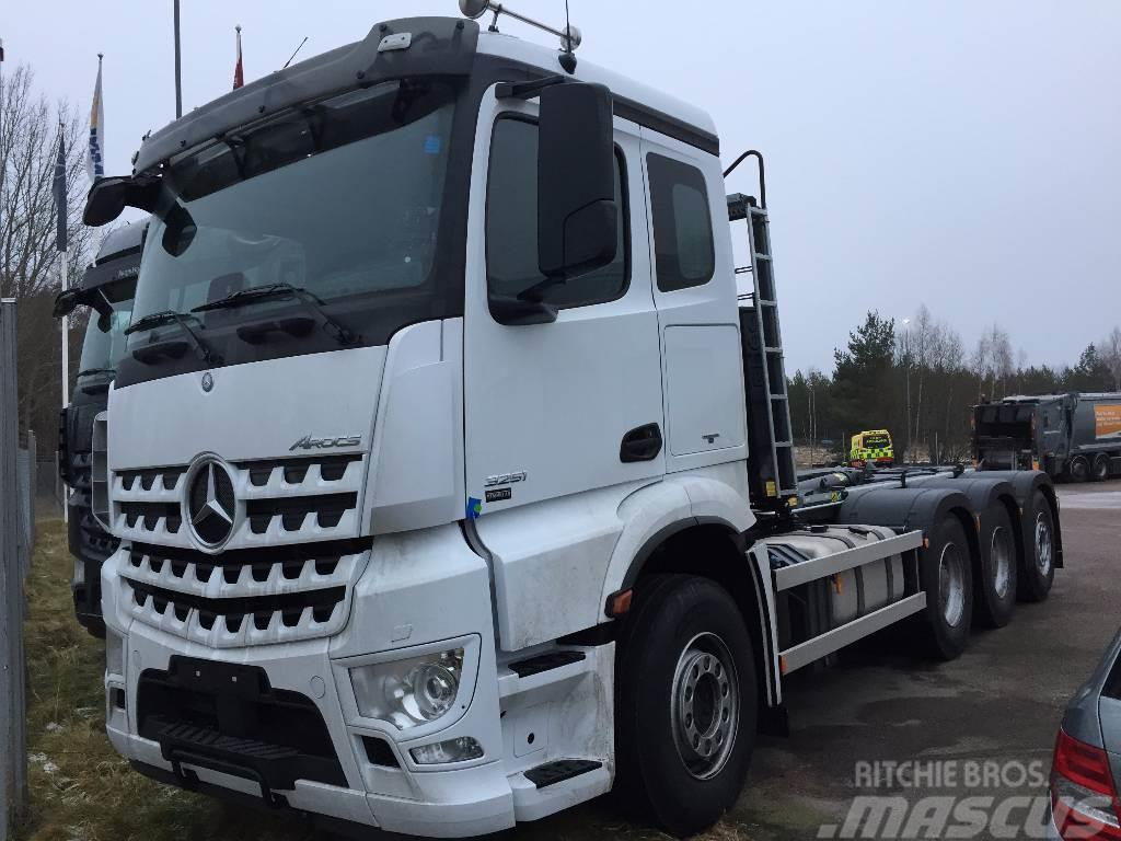 Mercedes-Benz Arocs 3253 8x4 Joab Lvxl L24