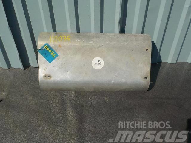 MAN TGA Heat shield exhaust 81151100361 325066