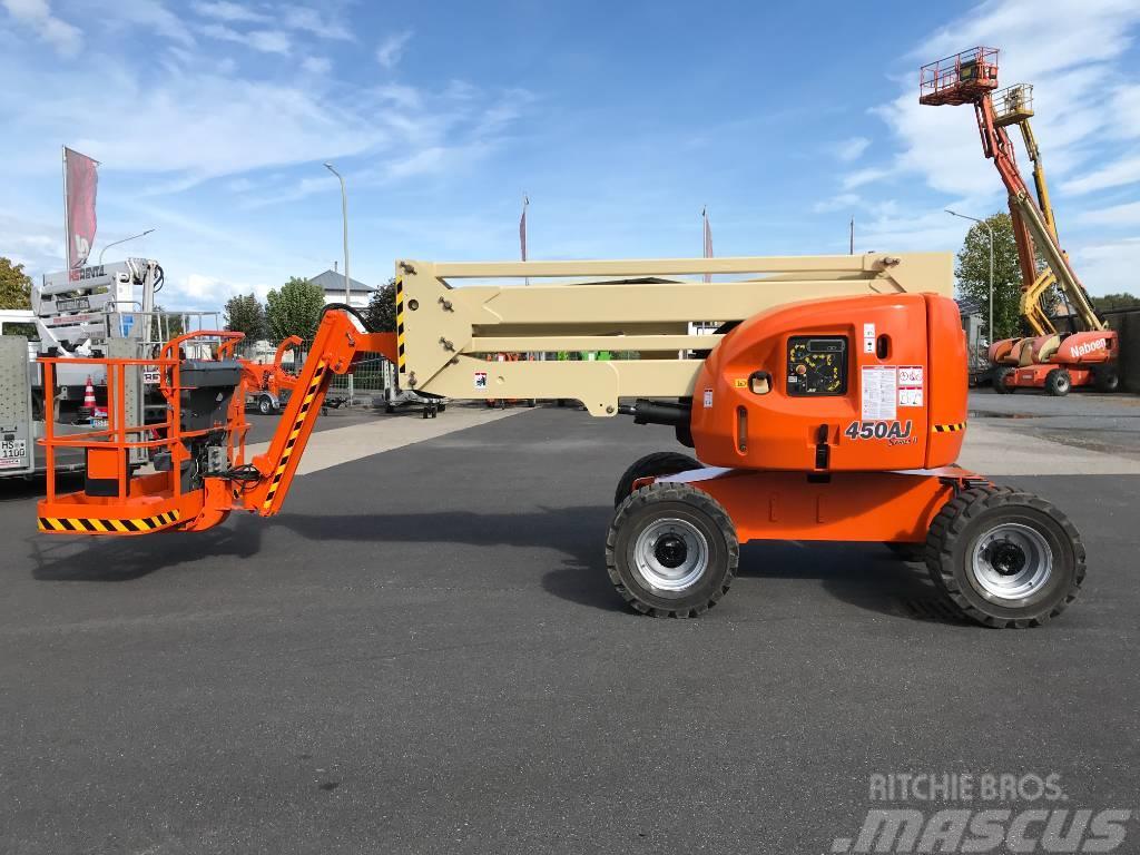 JLG 450AJ diesel 4x4 16m (1414)