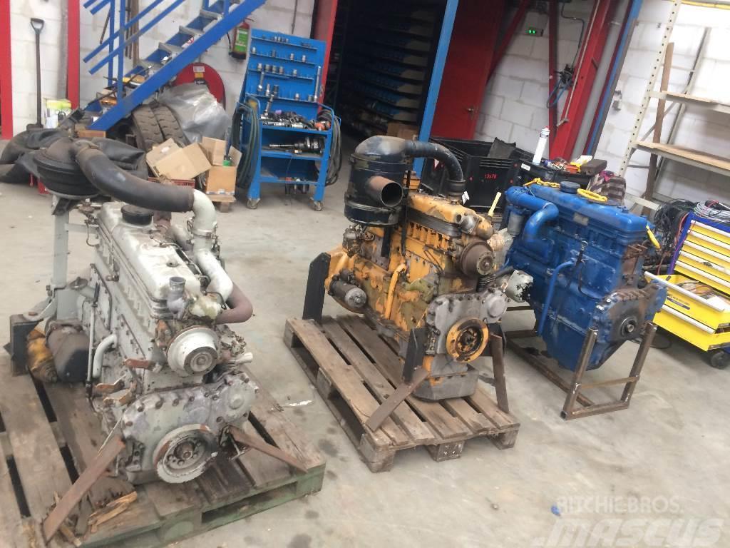 DAF Motor 575