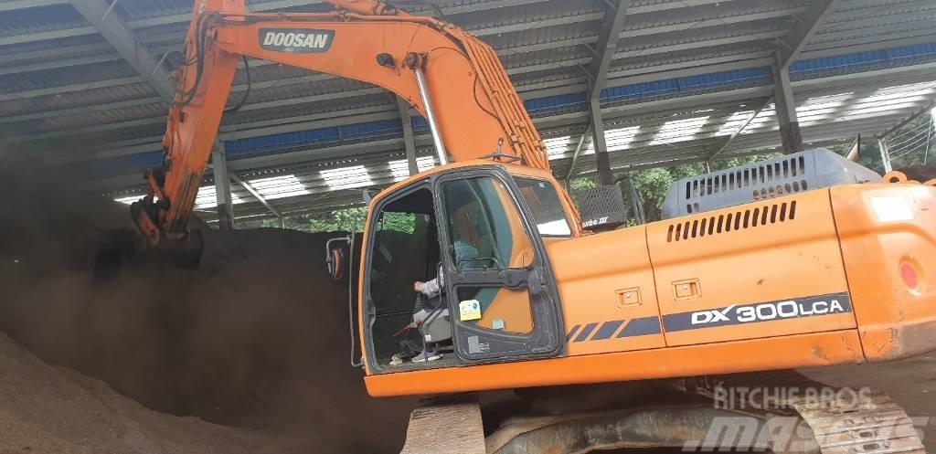 Doosan DX 300 LCA
