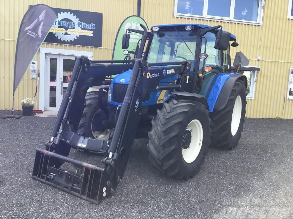 New Holland 5070