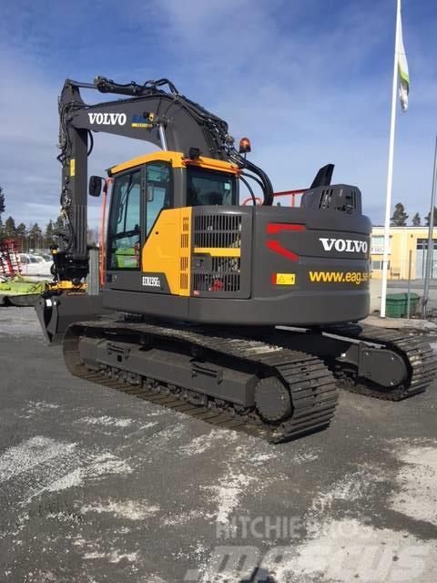 Volvo ECR235EL / UTHYRES