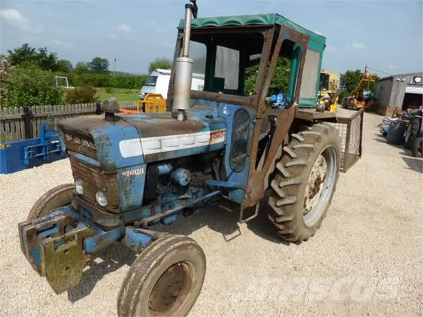 Ford 4000 major