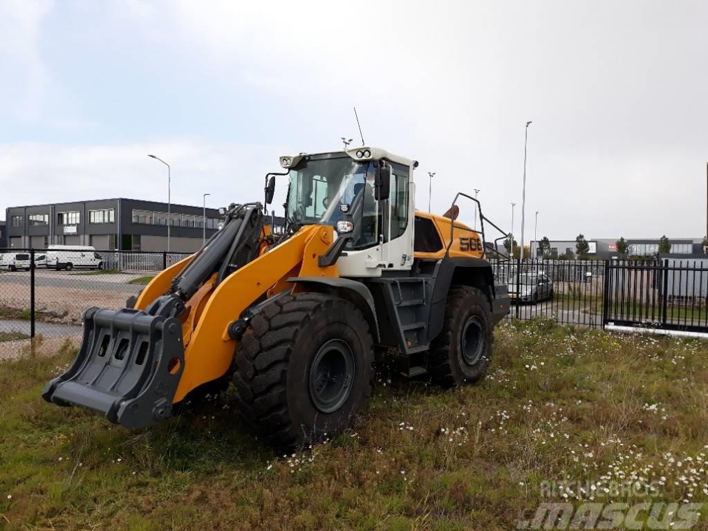 Liebherr L566 Xpower