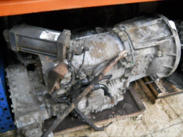 Allison MD3060PR mit Retarder, 2002, Växellådor