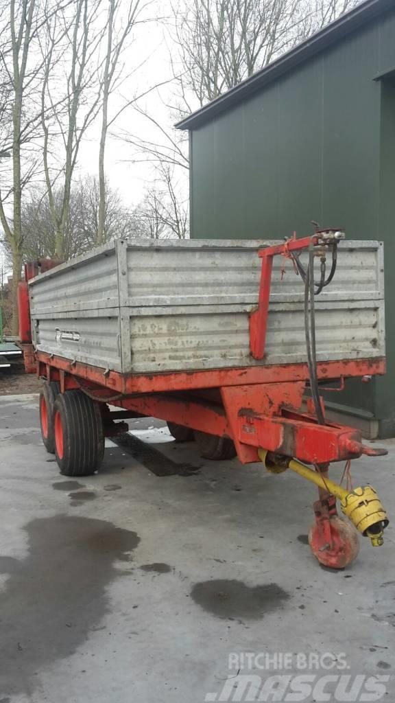 [Other] Schuitenmaker SMS 4018 mestwagen