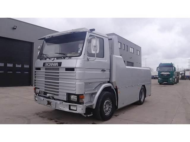 Scania 112 - 320 (BELGIAN TRUCK IN PERFECT CONDITION)