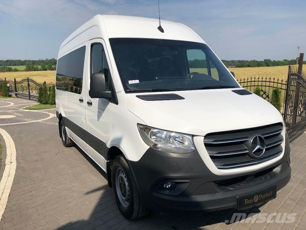 Mercedes-Benz Sprinter 316CDI MB BUSPERFECT 9 passenger car 3,5T