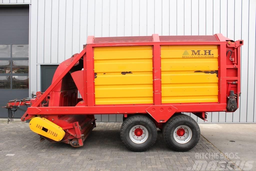 [Other] M.H. ML-1900 maai-laad combinatie / Mäher Ladewage