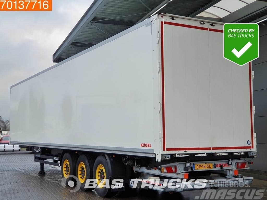 Kögel S24-3 Laadklep Liftas NL-Trailer SAFLiftachse Lade