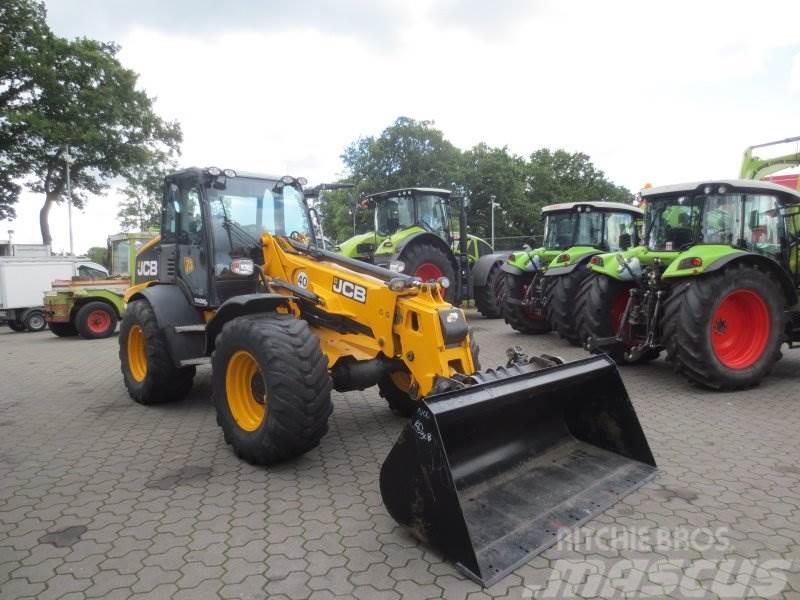 JCB TM 320 S AGRI
