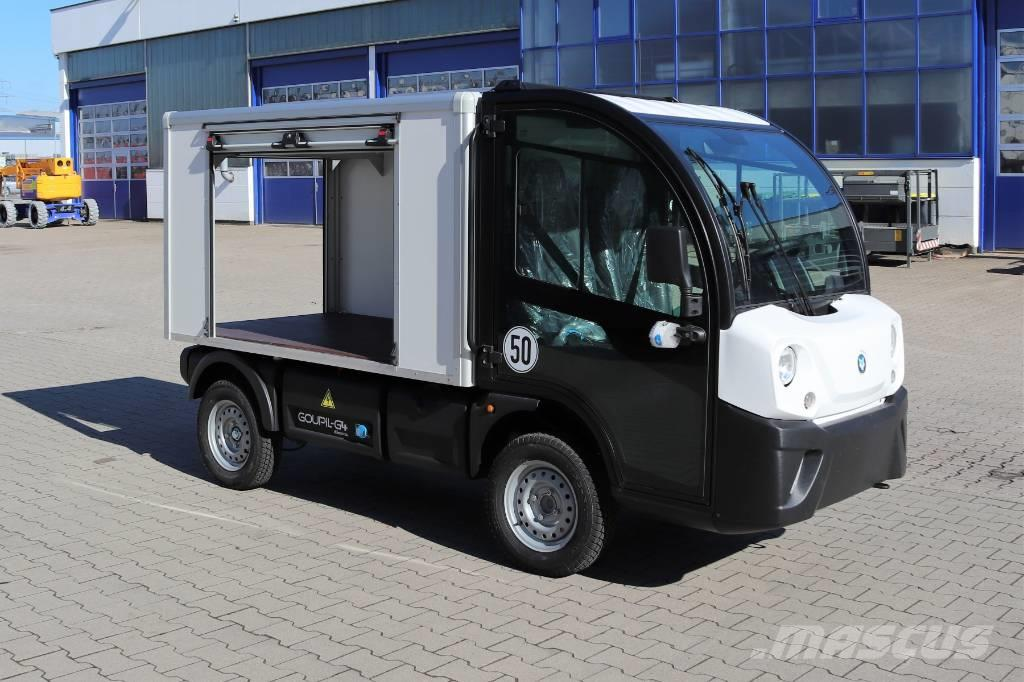 Goupil G4 Van 11,5 kWh