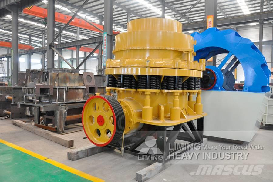 Liming 100-150TPH High-Efficiency Cone Crusher