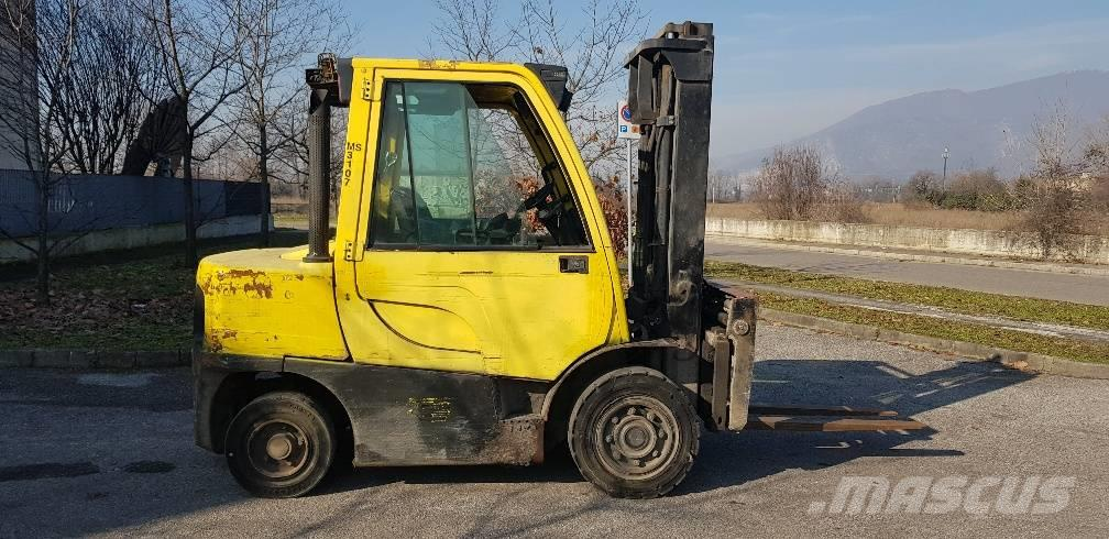 Hyster H 4.0 FT 5